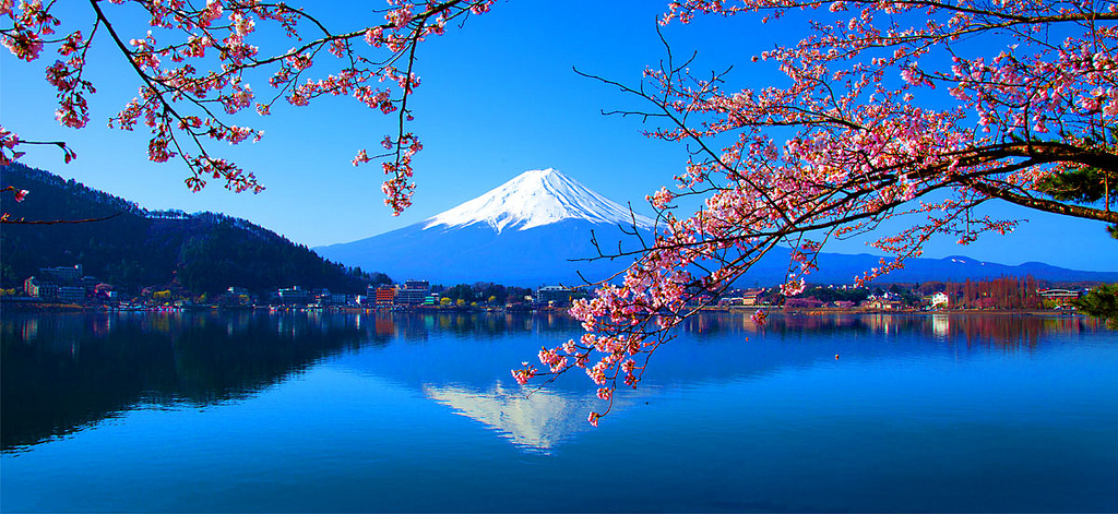 Япон орон зурган илэрцүүд